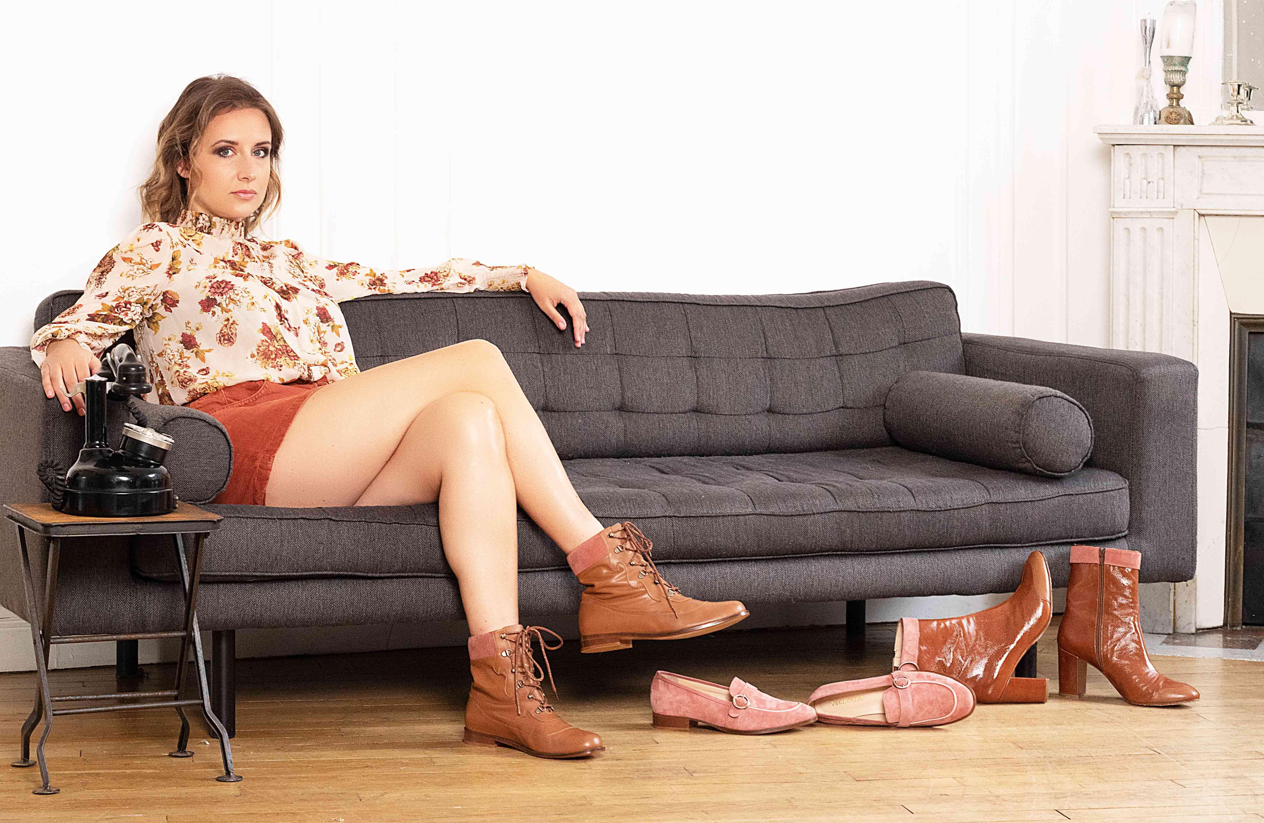 chaussures grande pointure femme