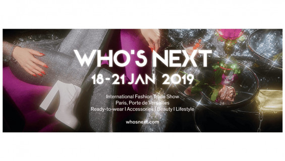Who's Next 2019 : Mélyade au Salon International des Professionels de la Mode