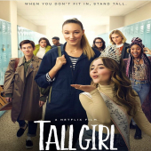 🎬 Pause ciné avec @netflix qui sort une comédie romantique sur une #tallgirl !  Jodi Kreyman (@ava.michelle),1m85, est la plus grande fille du lycée et ses camarades n'hésitent pas à le lui rappeler tous les jours. Après des années de moqueries, elle décide de se libérer de ses complexes et d'enfin prendre confiance en elle à l'arrivée d'un bel étudiant étranger à l'école... Beaucoup d'entre nous se retrouverons dans cette histoire alors partagez avec vos #tallfriends et rendez-vous le 13 septembre 2019 sur @Netflix :) . 🎬Movie alert 🚨 Netflix will release an romantic comedy about a tallgirl !  Jodi, the tallest girl in her high school, has always felt uncomfortable in her own skin. But after years of slouching, being made fun of, and avoiding attention at all costs, Jodi finally decides to find the confidence to stand tall.  Most of us will relate to her story so share it and rendezvous on September 13, 2019 on @Netflix :) . #tallgirls #netflix #standtall #tallwomen #inclusive #bodypositive #bodypositivity #tallwoman #tall #tallgirlproblems #tallfashion #tallstyle #tallgirlsrock #tallgirlstyle #tallmodel #celebratemysize